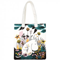 Moomin Eco Bag Flower Field