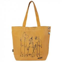 Moomin Nana Bag Flood Yellow