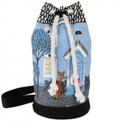 Moomin Sedrik Sailor Bag...