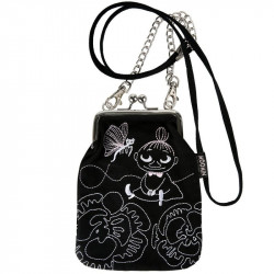 Moomin Vinssi Purse Little My and Butterfly