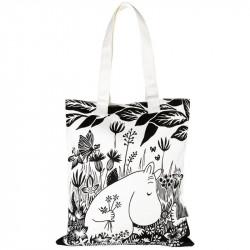 Moomin Eco Bag Flower Field...