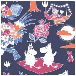 Moomin Paper Napkins Magic...
