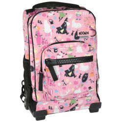 Moomin Pink Suitcase