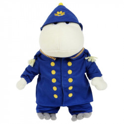 Moomin Police Chief Soft Toy