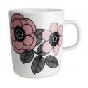 Marimekko Oiva Kestit Mug Pink 0.25 L