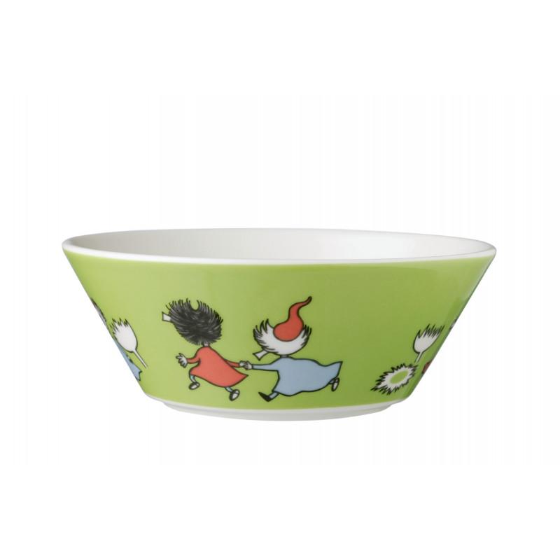 Moomin Bowl Thingumy and Bob 15 cm