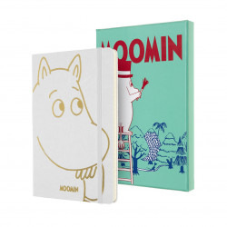 Moomin Moleskin Notebook Collector Edition with Gift Box