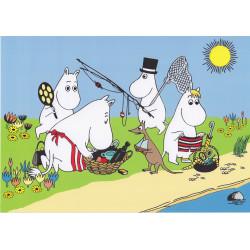 Moomin A4 Card...