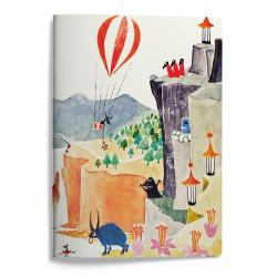Moomin Notebook 15 x 21 cm Moominpappa Memoirs