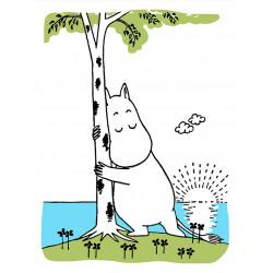 Moomin Letterpressed...