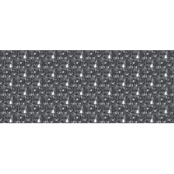 Moomin Half Panama Fabric Comics Moominmamma Finlayson 100 x 150 cm
