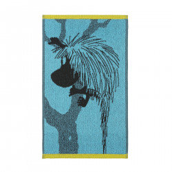 Moomin Hand Towel Ancestor Turquoise 30 x 50 cm