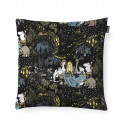 Moomin Cushion Cover Stars Black Multicolor 48 x 48 cm