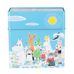 Moomin Summer Day Filter Bags Tin Box