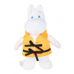 Moomin Our Sea Soft Toy Moomintroll 20 cm