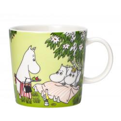 Moomin Mug 0.3 L Relaxing...