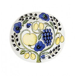 Paratiisi Oval Plate 22 x 25 cm