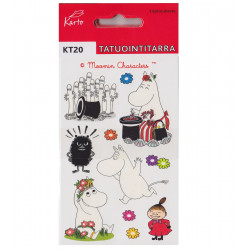 Moomin Children Tattoo...