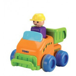 Tomy Push and Go Truck 12 m+