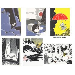 Moomin Postcard Set of 5...