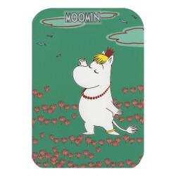Moomin Glitter  Greeting...