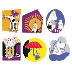 Moomin Postcard Set...