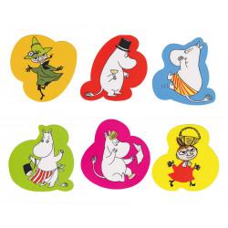 Moomin Postcard Set Moomin...