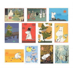 Moomin Postcard Set of 11...
