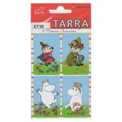 Moomin Stickers Karto 3 pcs...