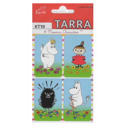 Moomin Stickers Karto 3 pcs...