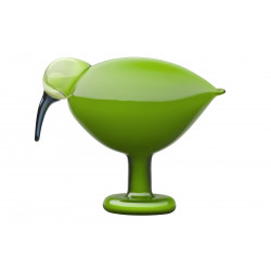Birds by Toikka Ibis Green 205 x 165 mm Iittala