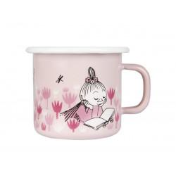 Moomin Enamel Mug 0.25 L Girls