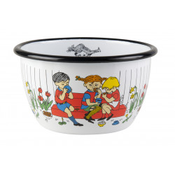 Pippi Enamel Bowl Cup of...
