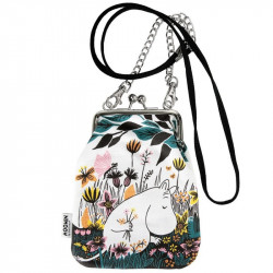 Moomin Long Strap Purse On...