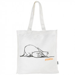 Moomin Eco-bag Off-White...