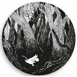 Moomin Pot Coaster Cork...