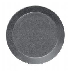 Teema Plate 26 cm Dotted Grey