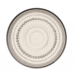 Kastehelmi Plate 170 mm Linen