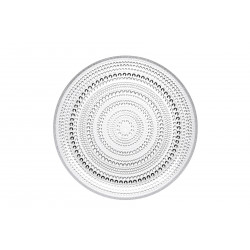 Kastehelmi Plate 248 mm Clear