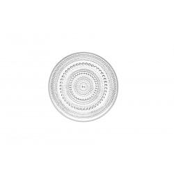 Kastehelmi Plate 170 mm Clear
