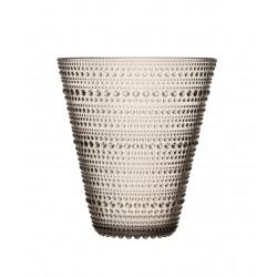 Kastehelmi Vase 154 mm Linen