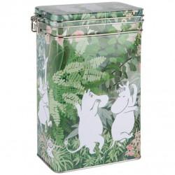 Moomin Coffee Tea Tin Box...