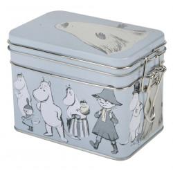 Moomin Tea Tin Box...