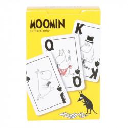 Moomin Playing Cards Peliko...