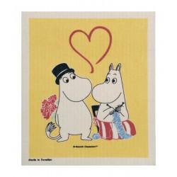 Moomin Dishcloth...