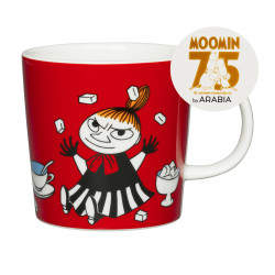 Moomin Mug Little My Red 75...