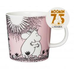 Moomin Mug Love 75 Years...