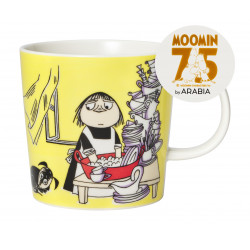 Moomin Mug Misabel 75 Years...