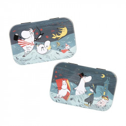 Moomin Storm Small Tin Box...