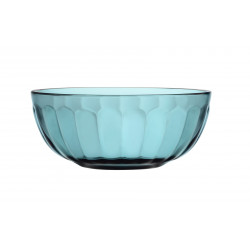 Raami Glass Bowl Sea Blue...